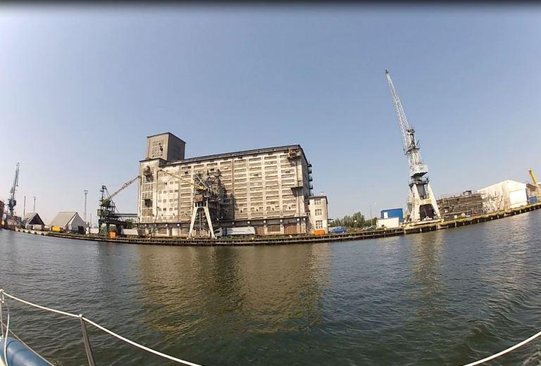 Gdansk Industrial Harbour