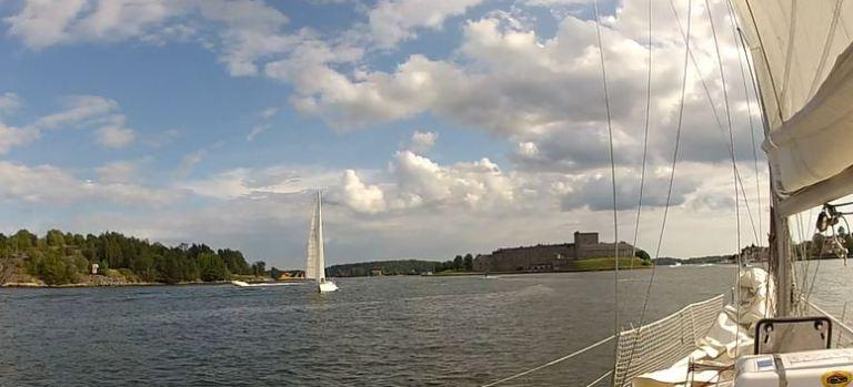 Citadelle de Vaxholm