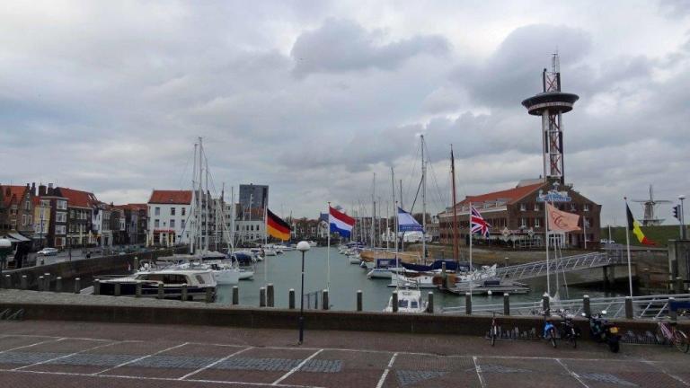 Vlissingen, destination de la Mer du Nord