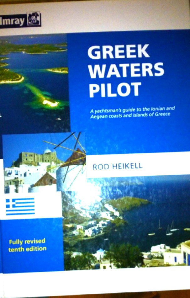 Greek Waters Pilot - Rod Heikell