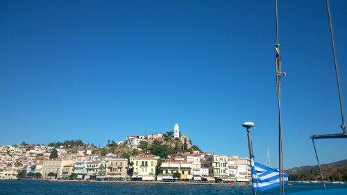 Poros, Grèce