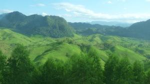 Vallée autour de Semuc