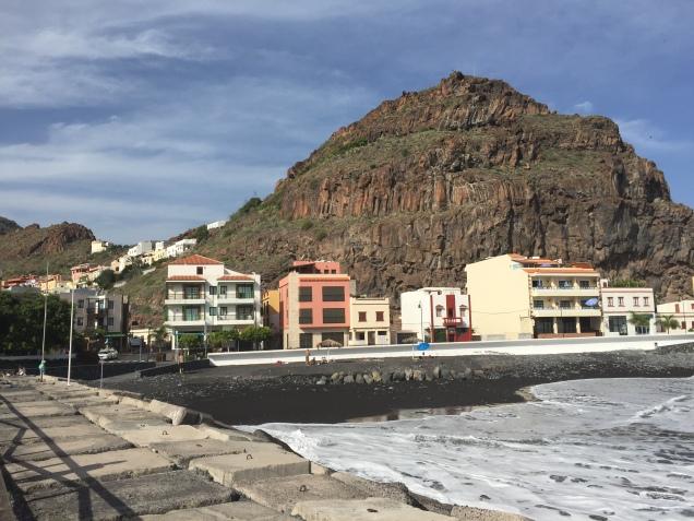 Playa Santiago - La Gomera