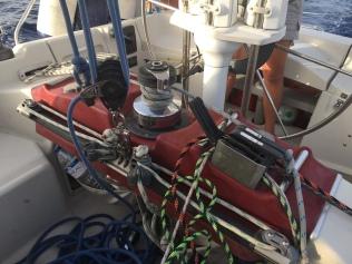Cockpit Dehler 39